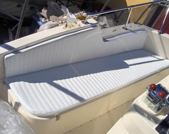 Cuscinerie e sedili barca a motore