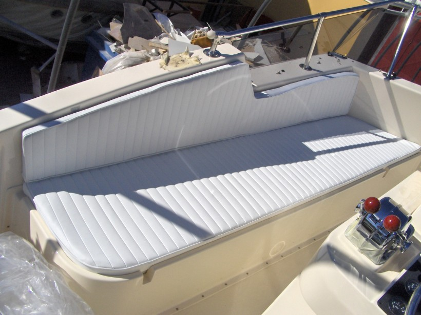 Sedili barca a motore