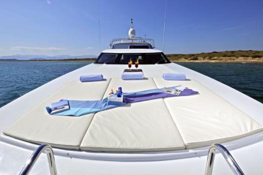 Cuscini prendisole barca